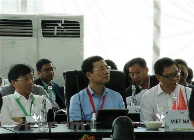 ASEAN : le Vietnam participe a la 18e TELMIN en Indonesie hinh anh 1