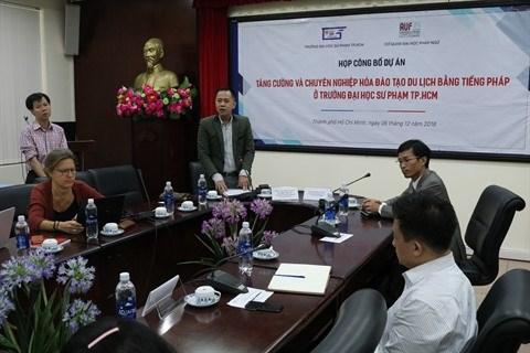 Renforcement du partenariat avec les entreprises et de la cooperation internationale hinh anh 1