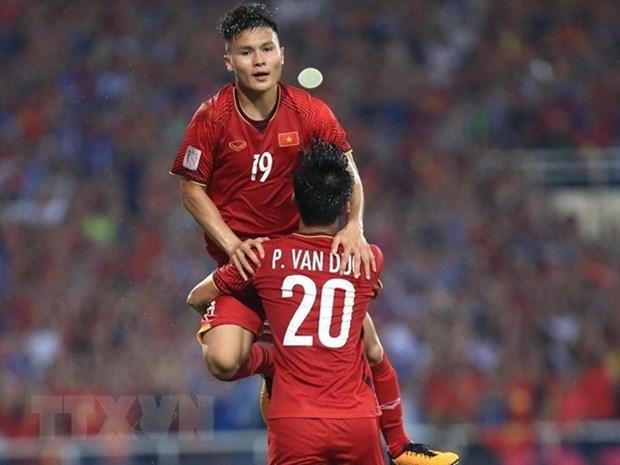 AFF Suzuki Cup: le Vietnam se qualifie pour la finale hinh anh 1