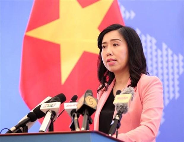 Point presse periodique du ministere vietnamien des Affaires etrangeres hinh anh 1