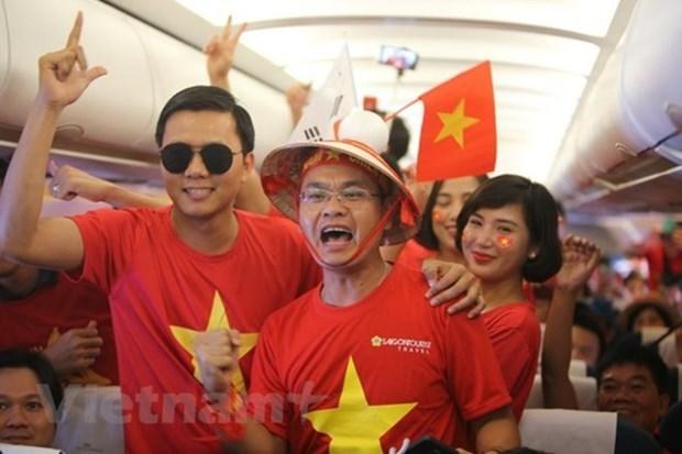 AFF Suzuki Cup 2018 : Vietnam Airlines etoffera ses offres vers la Malaisie hinh anh 1