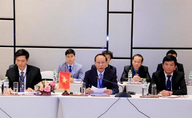 Cooperation avec le Laos et le Cambodge pour lutter contre la drogue hinh anh 1
