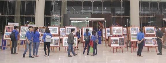 Exposition sur la communaute de l'ASEAN a Binh Duong hinh anh 1