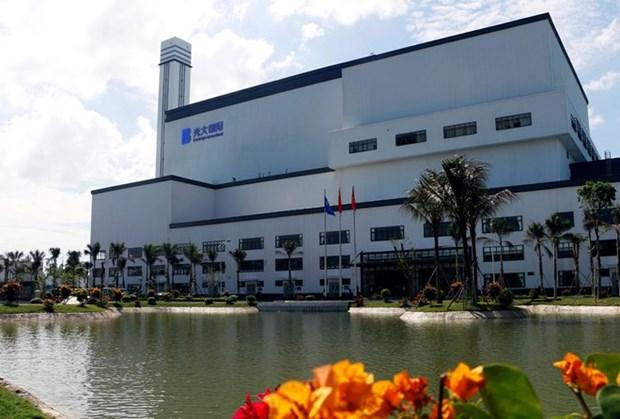 Inauguration d'une usine de valorisation energetique des dechets a Can Tho hinh anh 1