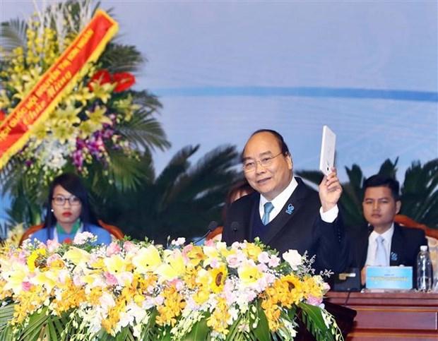 Le Premier ministre adresse un message de confiance a la jeunesse hinh anh 1