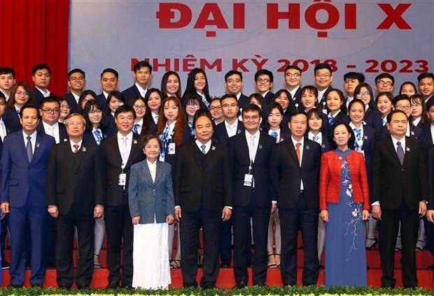 Le Premier ministre adresse un message de confiance a la jeunesse hinh anh 2