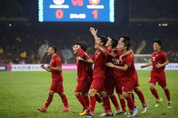 AFF Suzuki Cup : Match nul entre le Vietnam et la Malaisie lors du match aller en finale hinh anh 1