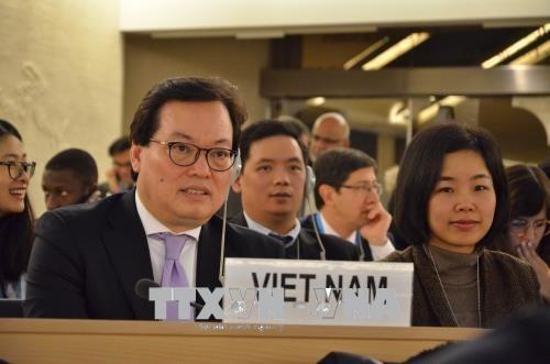 Droits humains: Le Vietnam prouve sa responsabilite internationale hinh anh 1