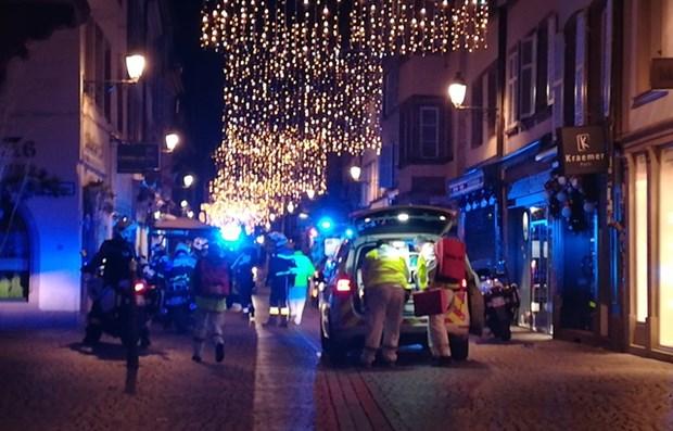 Fusillade a Strasbourg : L'ambassade du Vietnam en France est prete a proteger des citoyens hinh anh 1