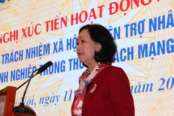 Une conference appelle a unir les efforts dans l'humanitaire hinh anh 1
