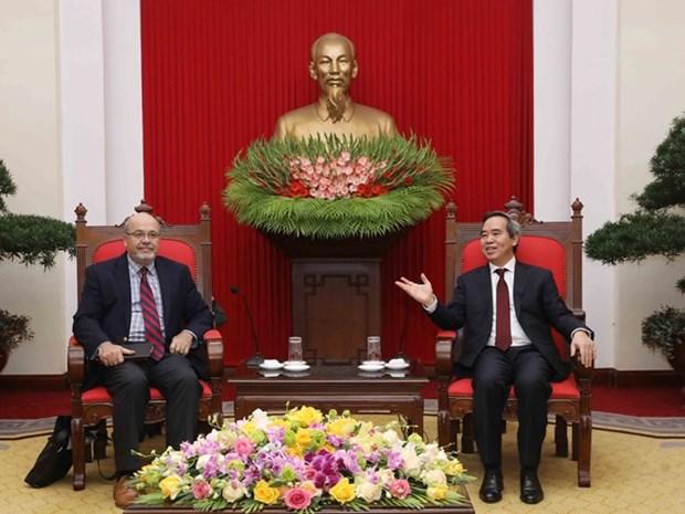 Le Vietnam souhaite recevoir plus d'assistance du FMI hinh anh 1
