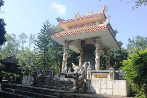 Plus de 25 milliards de dongs pour la fouille du mausolee de Trieu Tuong hinh anh 1
