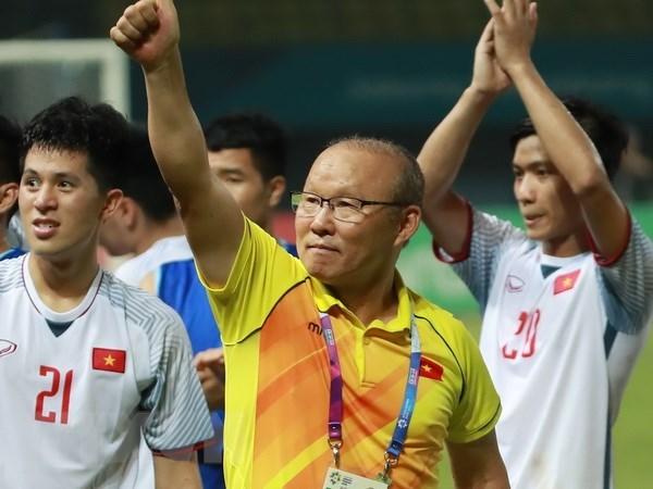 AFF Suzuki Cup 2018: L'entraineur Park Hang-seo a du cœur hinh anh 1
