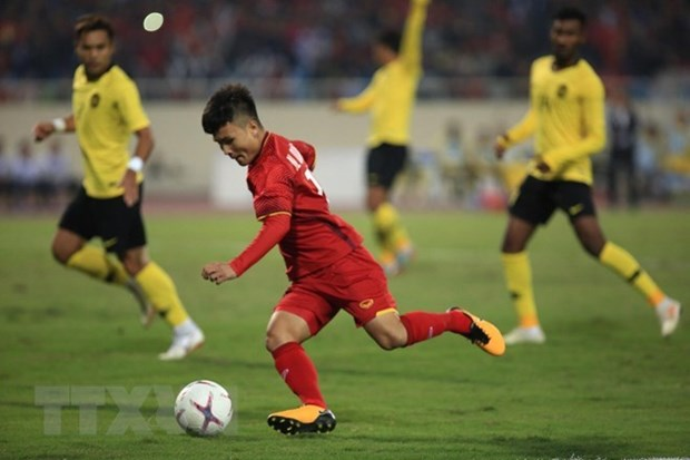 Quang Hai nomme meilleur joueur de l'AFF Suzuki Cup 2018 hinh anh 1