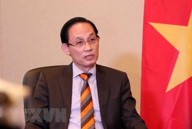 Le Vietnam contribue a promouvoir l'harmonisation du droit commercial international hinh anh 1