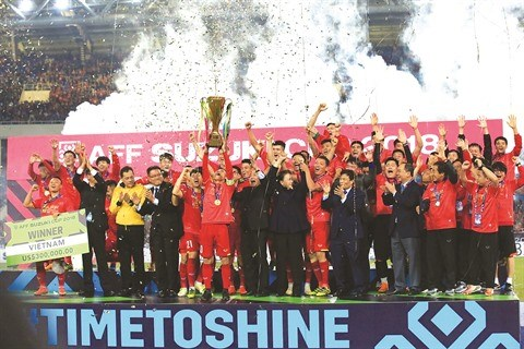 L'AFF Suzuki Cup 2018: l'extase! hinh anh 1