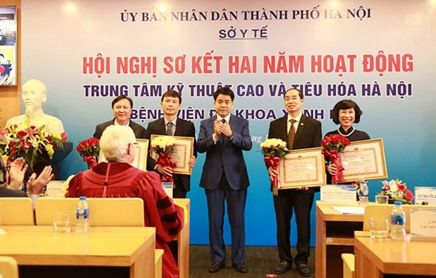 Hanoi va investir des milliards de dongs pour moderniser ses etablissements medicaux hinh anh 1