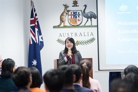 L'Australie promet son soutien aux anciens boursiers vietnamiens hinh anh 3