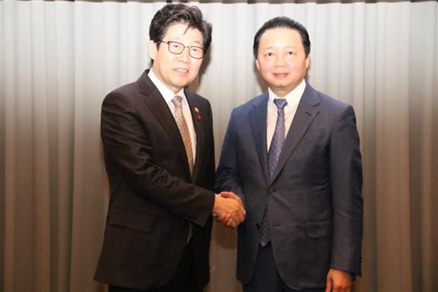 Environnement : la Republique de Coree est prete a aider le Vietnam hinh anh 1
