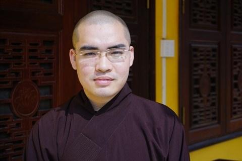 L'education bouddhique au plus haut niveau hinh anh 3