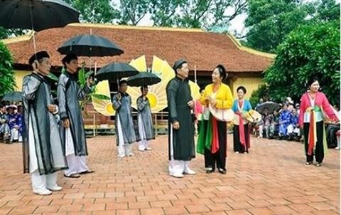 Hai Phong, la terre du chant dum hinh anh 1
