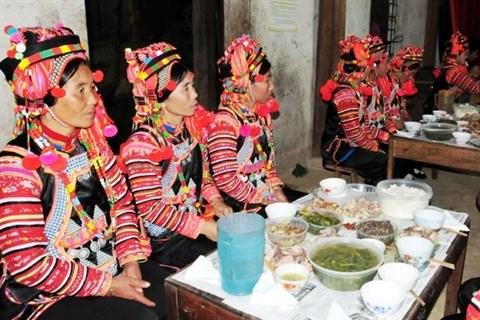 Le Nouvel An des Ha Nhi de Lai Chau hinh anh 3