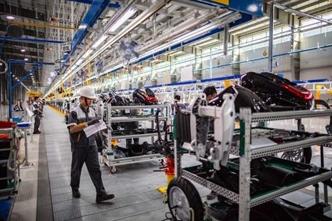 La croissance de l'industrie automobile dope l'immobilier industriel hinh anh 1