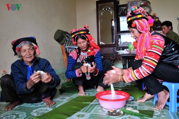 Le Nouvel An des Ha Nhi de Lai Chau hinh anh 2