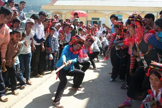 Le Nouvel An des Ha Nhi de Lai Chau hinh anh 1