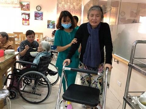 Les maisons de retraite ont le vent en poupe au Vietnam hinh anh 1
