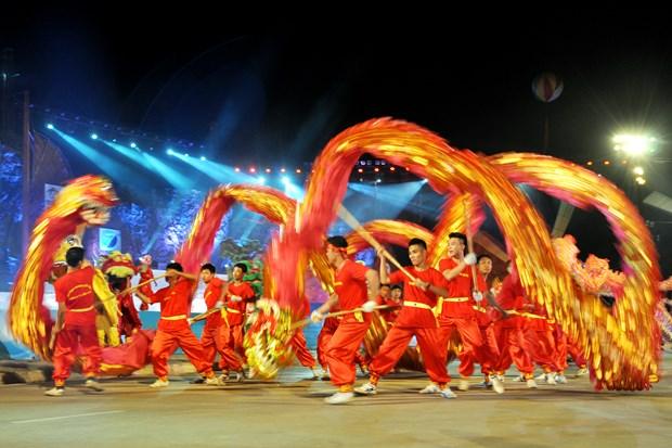 Ho Chi Minh-Ville : Bientot le 2e Festival de la licorne, du lion et du dragon hinh anh 1