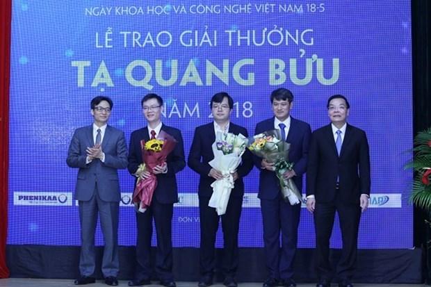 Vietnam: Les dix evenements scientifiques et technologiques les plus marquants en 2018 hinh anh 2