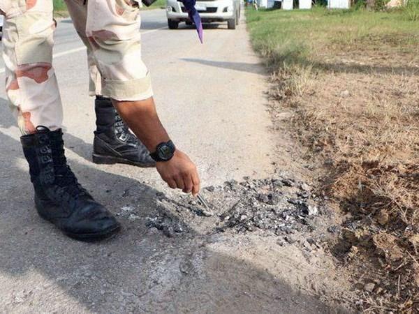 Un attentat a la bombe en Thailande hinh anh 1