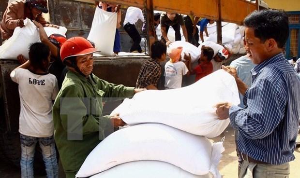 Plus de 120.000 tonnes de riz pour les localites necessiteuses hinh anh 1