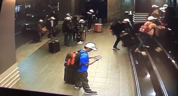 Taiwan detient 11 touristes vietnamiens presumes en fuite hinh anh 1