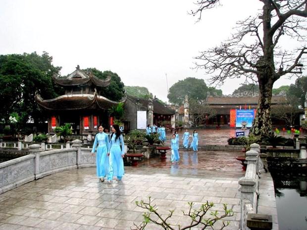 Fete culturelle et touristique pour saluer le Nouvel An 2019 a Hai Duong hinh anh 1