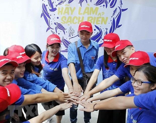 Le Vietnam compte 23,3 millions de jeunes hinh anh 1