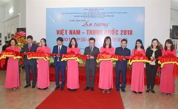 Les impressions du Vietnam et de la Chine en images a Hanoi hinh anh 1