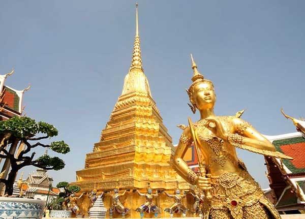 La Thailande se rapproche de l'objectif de 35 millions de visiteurs etrangers en 2018 hinh anh 1