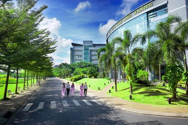 Deux universites vietnamiennes rentrent dans le classement UI GreenMetric hinh anh 1