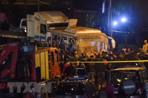 Trois Vietnamiens tues dans un attentat a la bombe en Egypte hinh anh 1