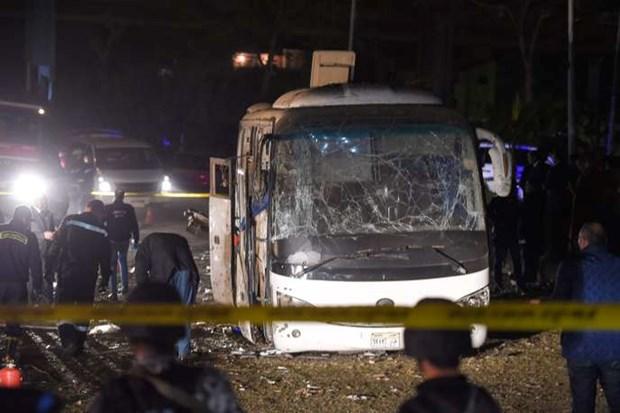 L'Algerie condamne l'attaque terroriste en Egypte hinh anh 1