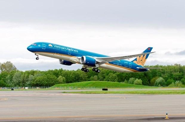 Vietnam Airlines realise un benefice avant impots de pres de 2.000 milliards de dongs hinh anh 1