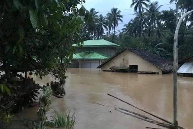 La tempete Usman fait 68 victimes aux Philippines hinh anh 1