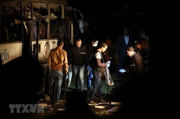 Les victimes d'un attentat a la bombe en Egypte seront bientot rapatriees hinh anh 1