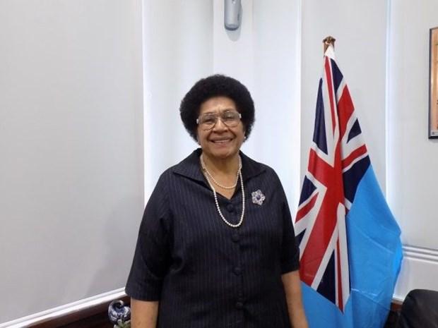 Le Vietnam adresse ses condoleances a la Republique des Fidji hinh anh 1