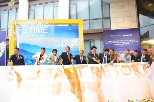 Thua Thien-Hue construit un complexe touristique de 368 millions de dollars hinh anh 1