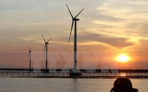 Quang Tri attire des investisseurs strategiques dans des projets d'energie eolienne hinh anh 1
