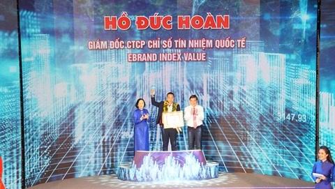 Neuf jeunes citoyens exemplaires de Ho Chi Minh-Ville a l'honneur hinh anh 3