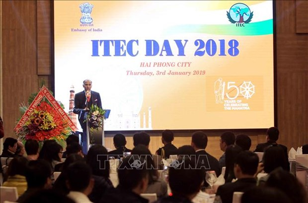 La « Journee de la cooperation economique et technique indienne » a Hai Phong hinh anh 1